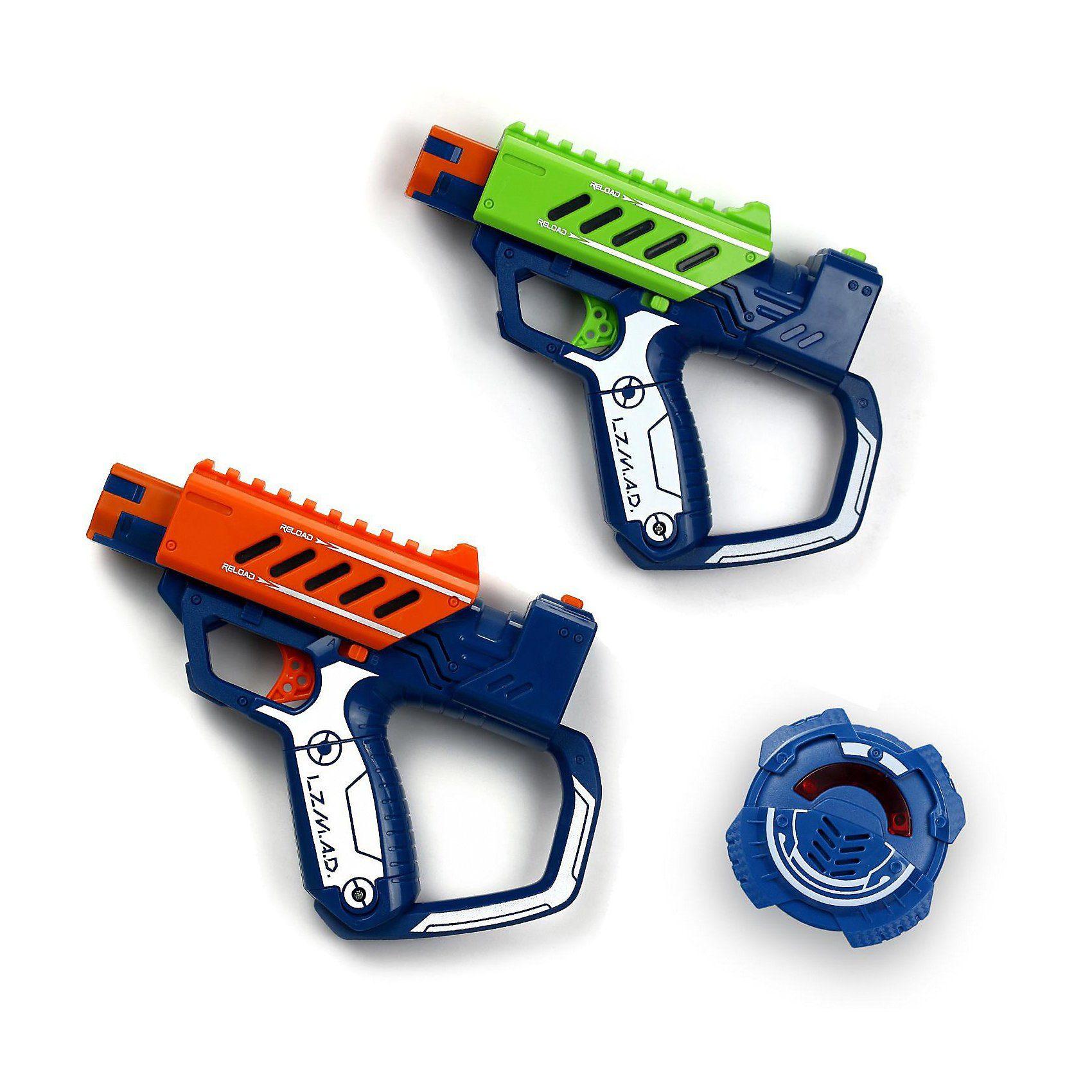 Silverlit Lazer Mad - 2-Spieler Set