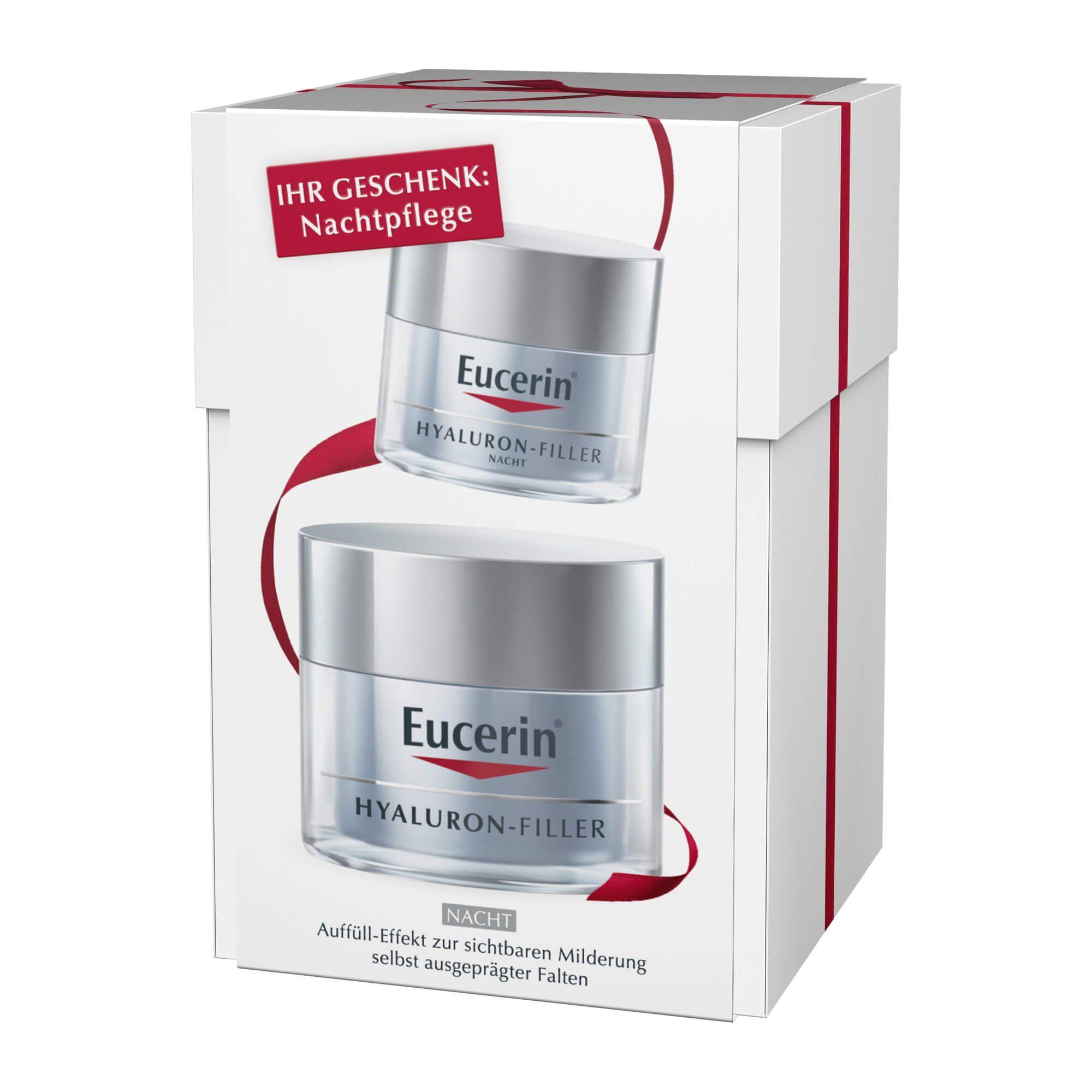 Eucerin Anti-Age Hyaluron Filler Nacht, 50 ml