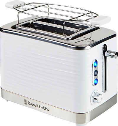 RUSSELL HOBBS Toaster Inspire 24370-56, 2 kurze Schlitze, 1050 W