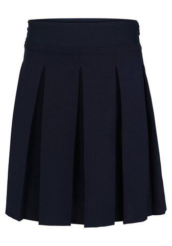 LACOSTE Klostuotas sijonas