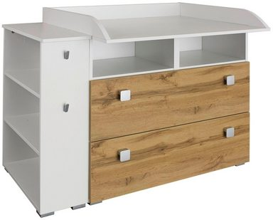 babym bel set hiddensee 2 tlg wickelkommode. Black Bedroom Furniture Sets. Home Design Ideas