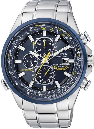 Citizen Funkchronograph »Promaster Blue Angel, AT8020-54L«