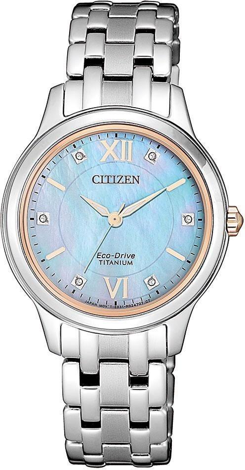 Citizen Solaruhr »EM0726-89Y«   Uhren > Solaruhren   Citizen