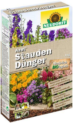 NEUDORFF Spezialdünger »Azet Stauden«, 1 kg