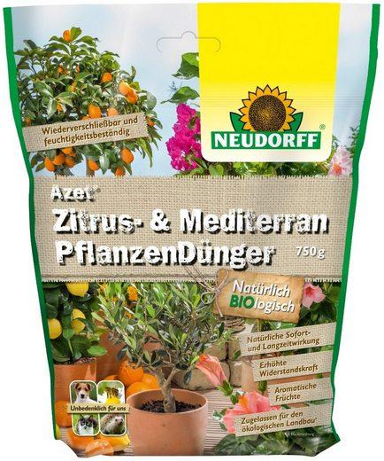 NEUDORFF Spezialdünger »Azet Zitrus & Mediterran«, 750 g