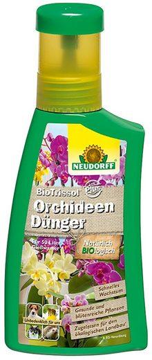 NEUDORFF Orchideendünger »BioTrissol Plus Orchideen«, 250 ml