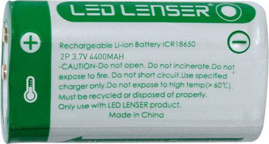 Led Lenser Akku »Li-Ion rechargeable Battery 3,7 V / 4400 mAh«