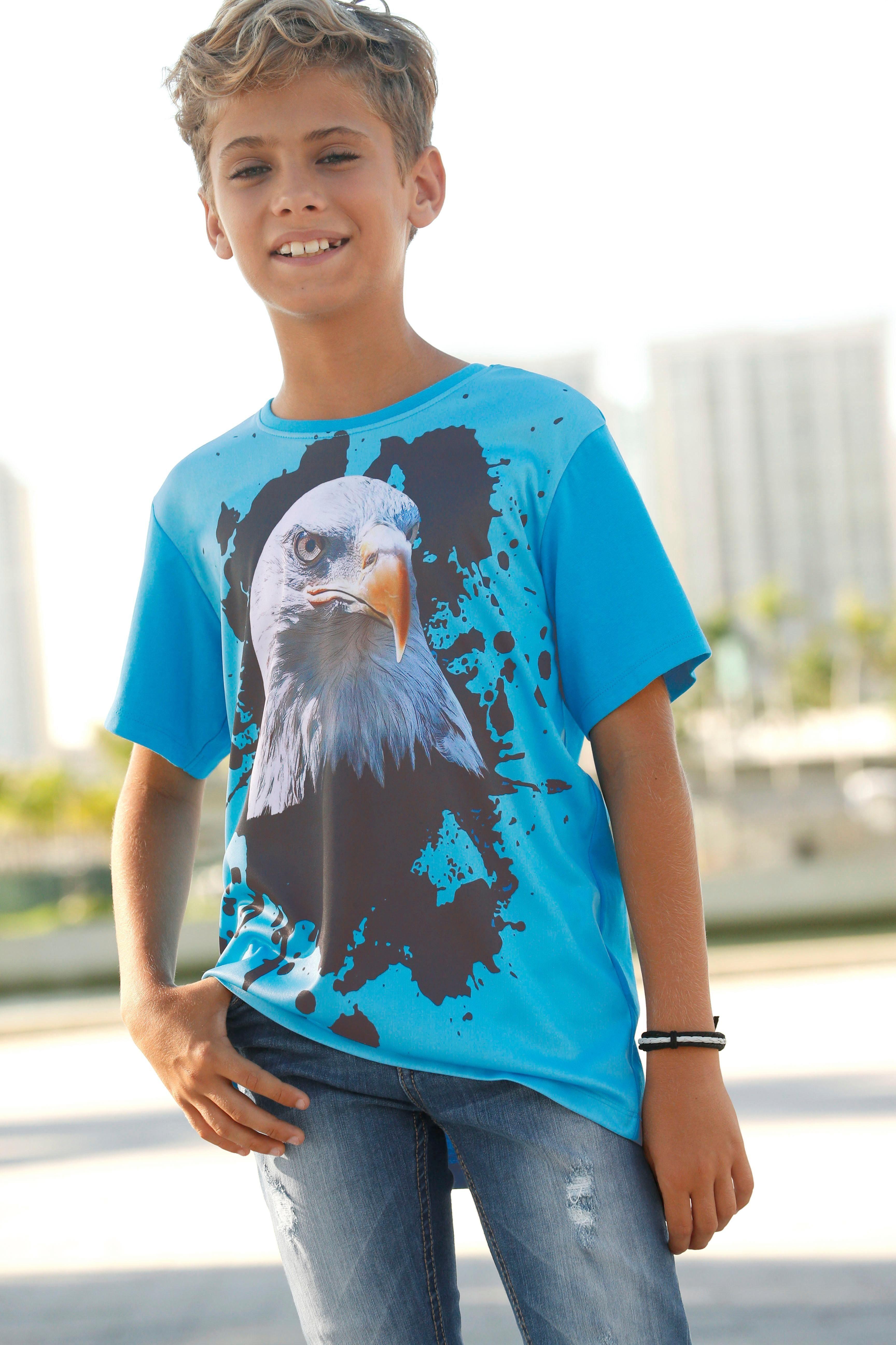 Arizona T-Shirt »T-Shirt« Eagle