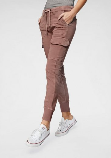 Pepe Jeans Jogger Pants »CRUSADE« im Cargo-Design mit Used-Waschung