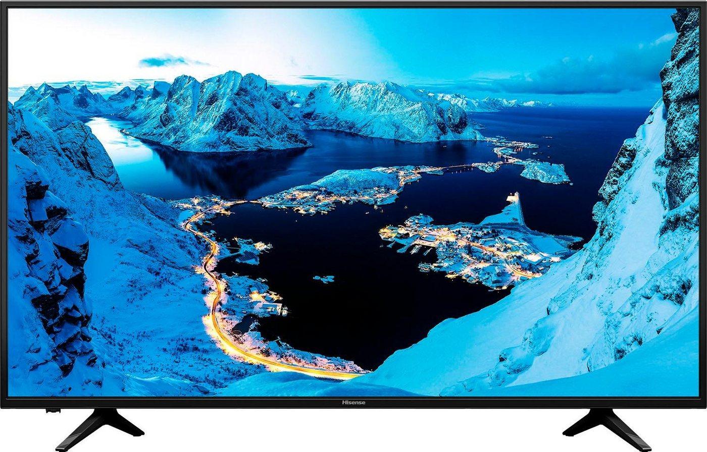Hisense H65AE6030 LED-Fernseher (163 cm/65 Zoll, 4K Ultra HD, Smart-TV) - Hisense