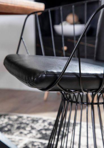 Gutmann Factory Armlehnstuhl »Maestro« inklusive Polsterkissen