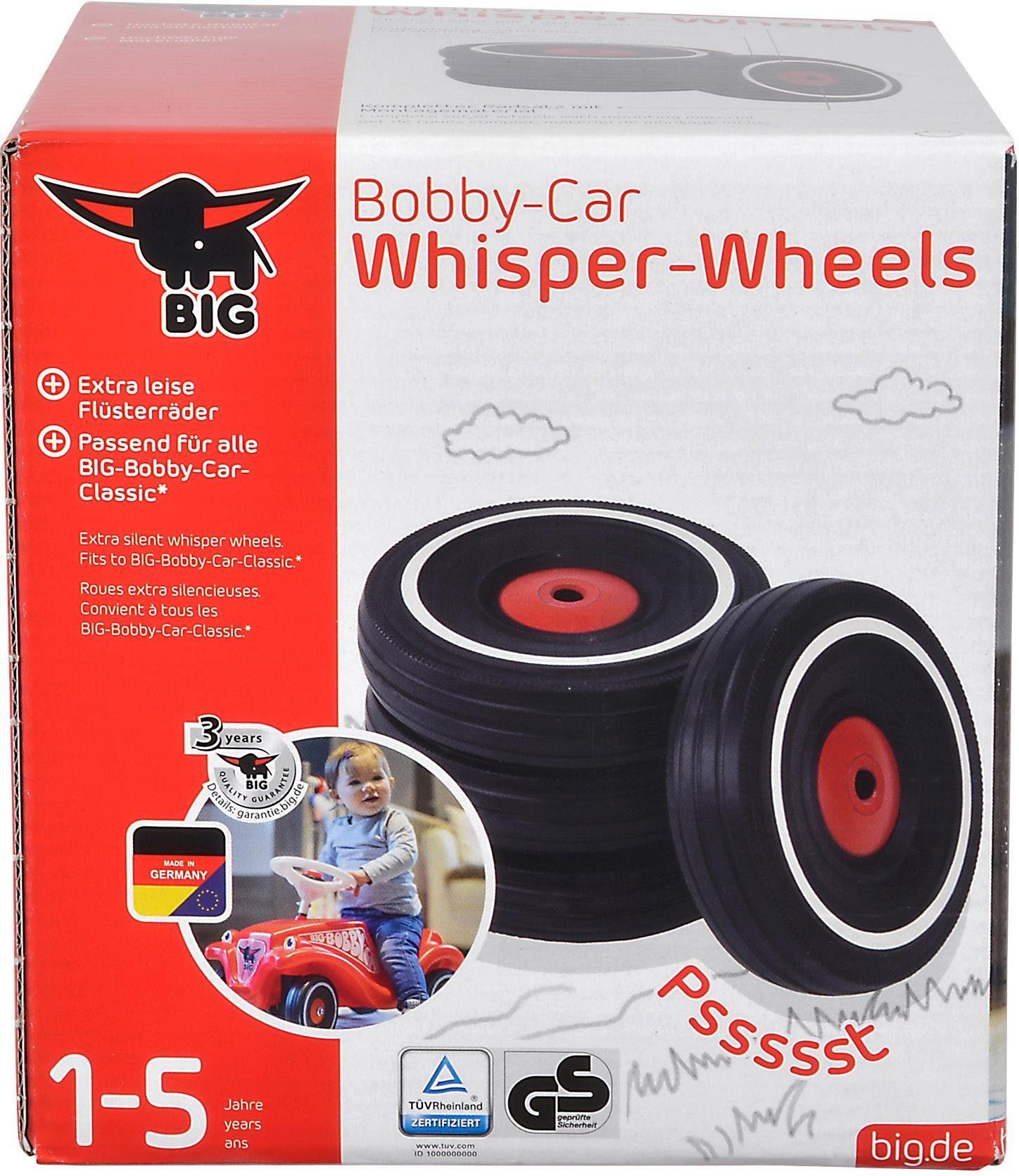 BIG Flüsterreifen, »Whisper-Wheels«