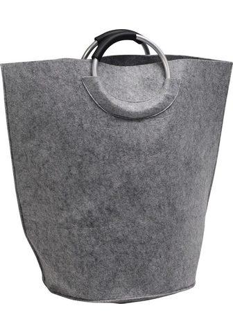 HOME AFFAIRE Skalbinių krepšys