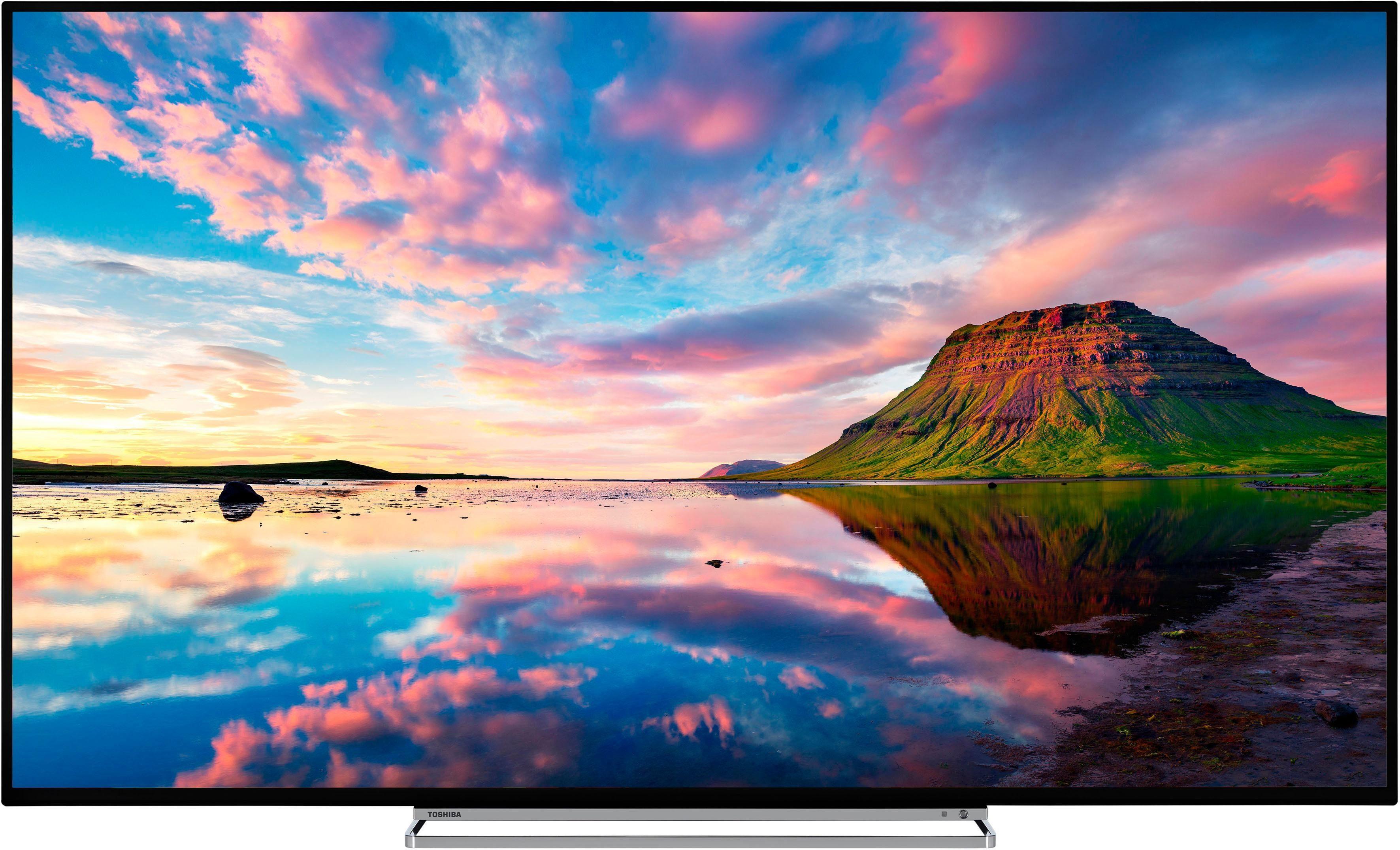 Toshiba 65U5863DA LED-Fernseher (165 cm/65 Zoll, 4K Ultra HD, Smart-TV, Dolby Vision HDR, HDR10, HLG)