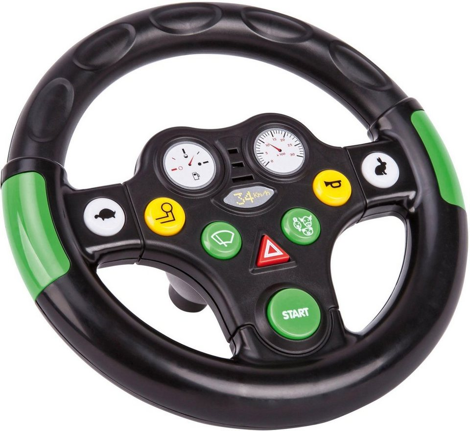 BIG Lenkrad mit Soundfunktion,  BIG Tractor Sound Wheel  online kaufen