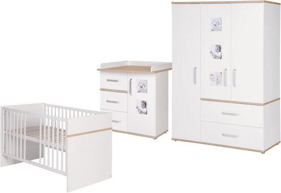 Roba® Babyzimmer-Komplettset »Pia«, schmal