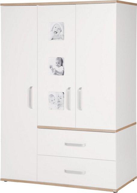 Babyzimmer - roba® Babyzimmer Komplettset »Pia«, (Set, 3 tlg), breit  - Onlineshop OTTO
