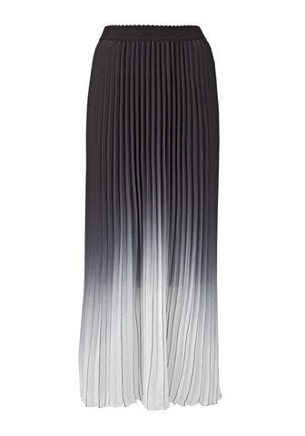 HEINE STYLE Maxi ilgio sijonas su Plissee-Fa...