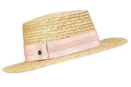 Loevenich Hut mt Zierband