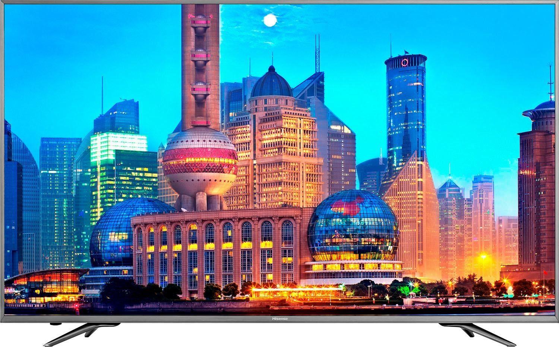 Hisense H55N6800 LED-Fernseher (138 cm/55 Zoll, 4K Ultra HD, Smart-TV)