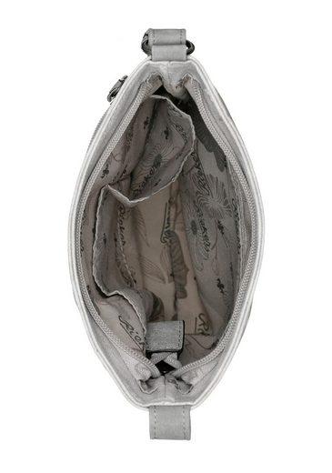 Rieker Reißverschluss Mit Praktischer vortasche Umhängetasche rwPgqrx
