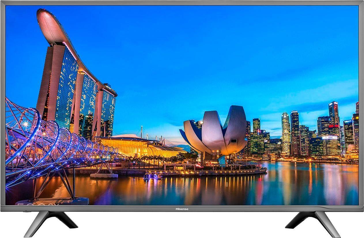 Hisense H55NEC5605 LED-Fernseher (138 cm/55 Zoll, UHD/4k, Smart-TV)