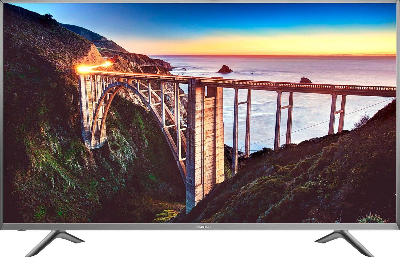 Hisense H65NEC5655 LED-Fernseher (165 cm/65 Zoll, UHD/4k, Smart-TV)