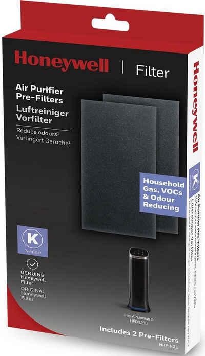 Honeywell Vorfilter HRF-K2E K-Vorfilter, Zubehör für Honeywell HFD323E Luftreiniger AirGenius 5, kompatibel mit dem Honeywell HFD323E Luftreiniger AirGenius 5