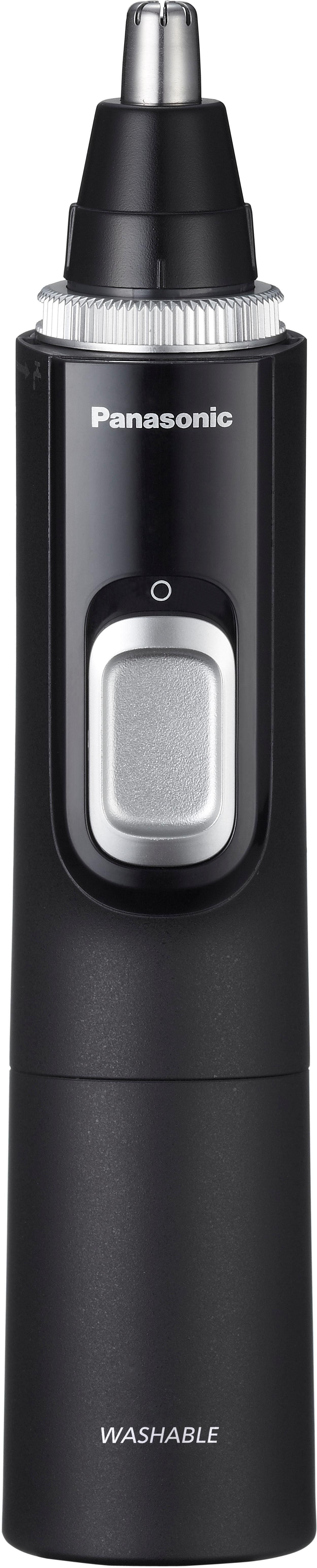 Panasonic Nasen- und Ohrhaartrimmer ER-GN300K503, mit Absaugefunktion