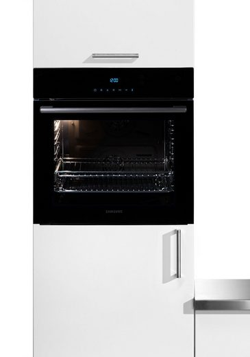 Samsung Einbaubackofen NV70H5587BB/EG, katalytische Reinigung