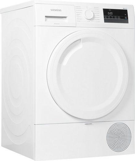 SIEMENS Wärmepumpentrockner iQ300 WT43RV00, 7 kg
