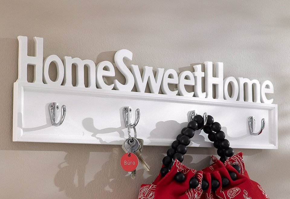 Garderobe, Home affaire, »Home Sweet Home«