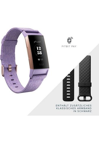 FITBIT Activity laikrodis Charge 3 »Sonderedi...