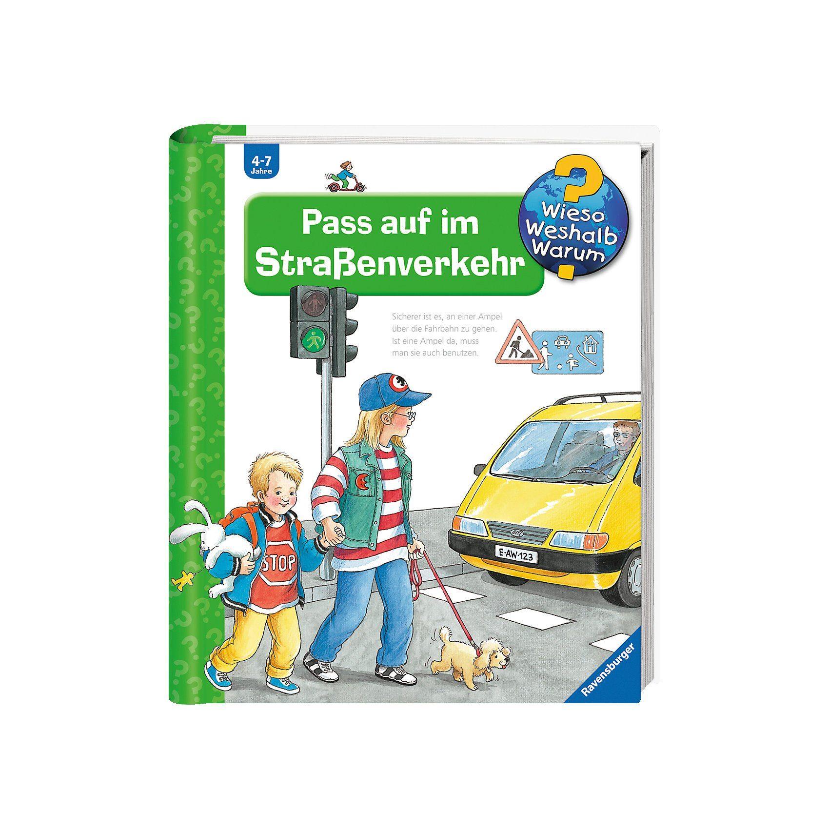 Ravensburger WWW Pass auf im Straßenverkehr