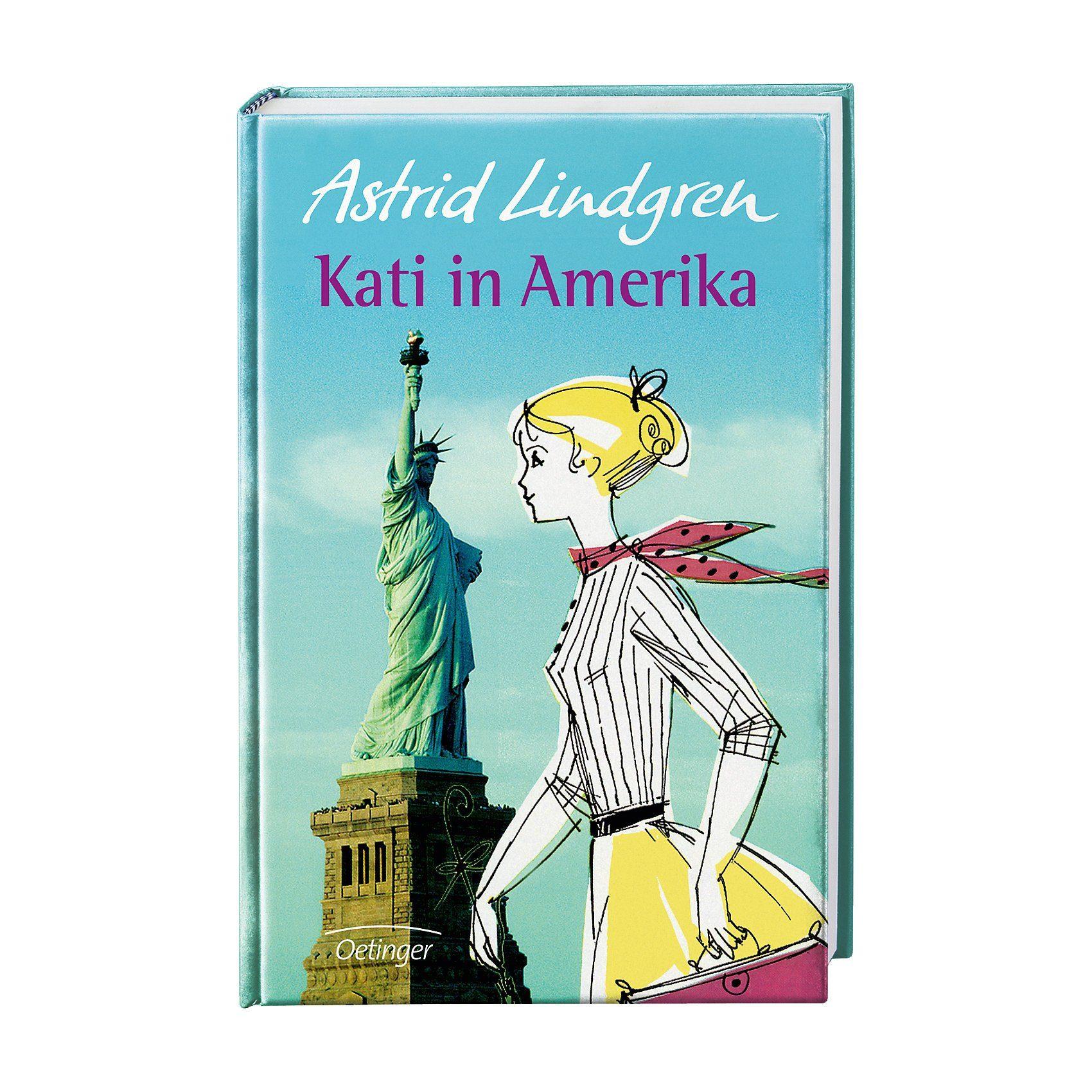 Oetinger Kati in Amerika