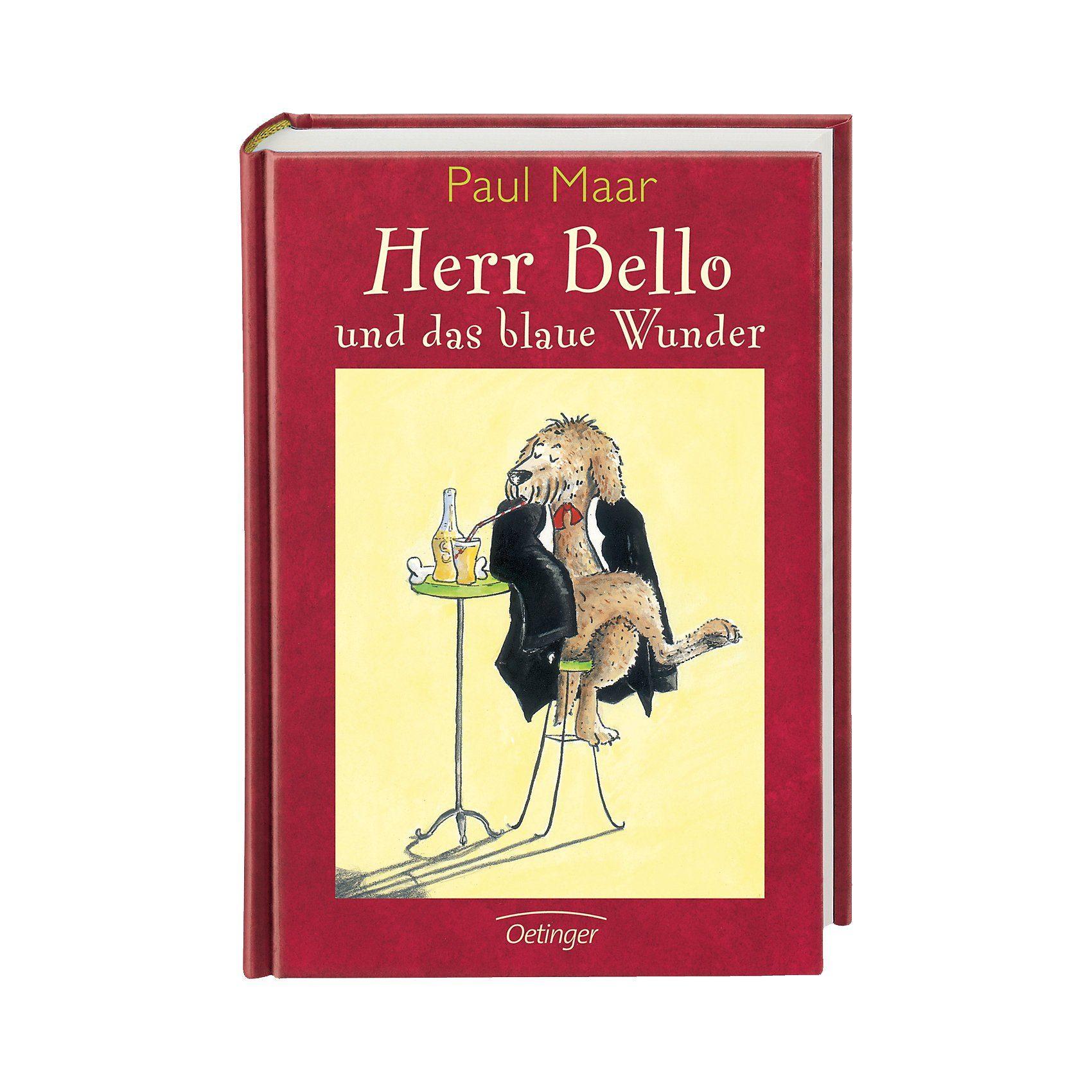 Oetinger Herr Bello und das blaue Wunder
