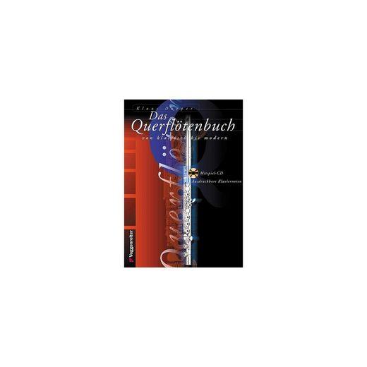 Voggenreiter Das Querflötenbuch, Band 1 m. Audio-CD