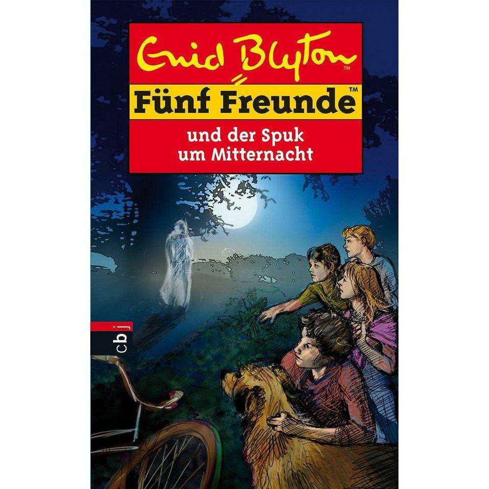 Cbj + cbt Verlag Fünf Freunde, Neue Abenteuer: Fünf Freunde und der Spuk um M online kaufen