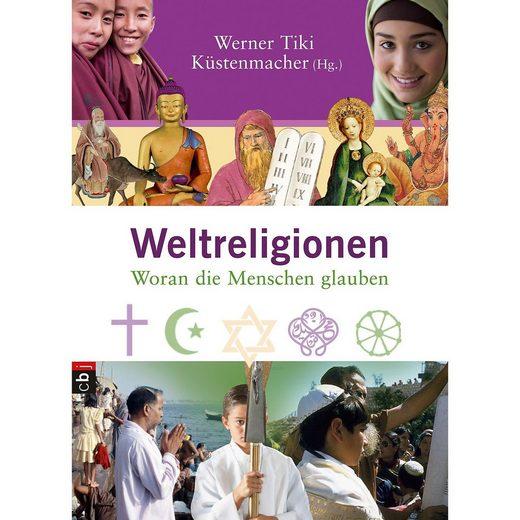 cbj + cbt Verlag Weltreligionen - Woran die Menschen glauben