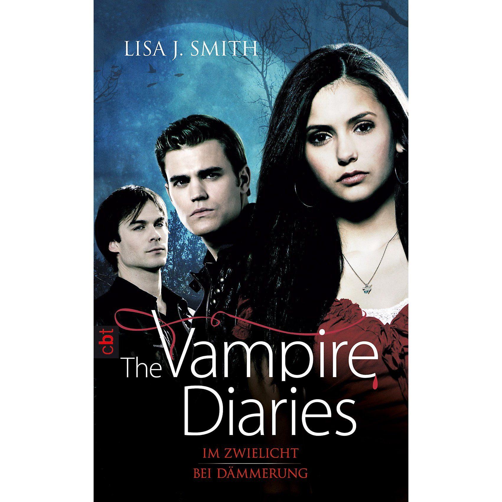 cbj + cbt Verlag The Vampire Diaries: Im Zwielicht / Bei Dämmerung, Sammelban