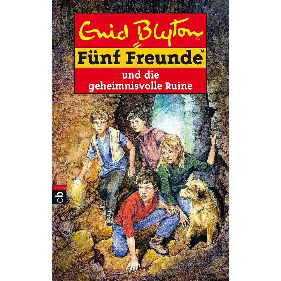 Cbj + cbt Verlag Fünf Freunde, Neue Abenteuer: Fünf Freunde und die geheimnis online kaufen