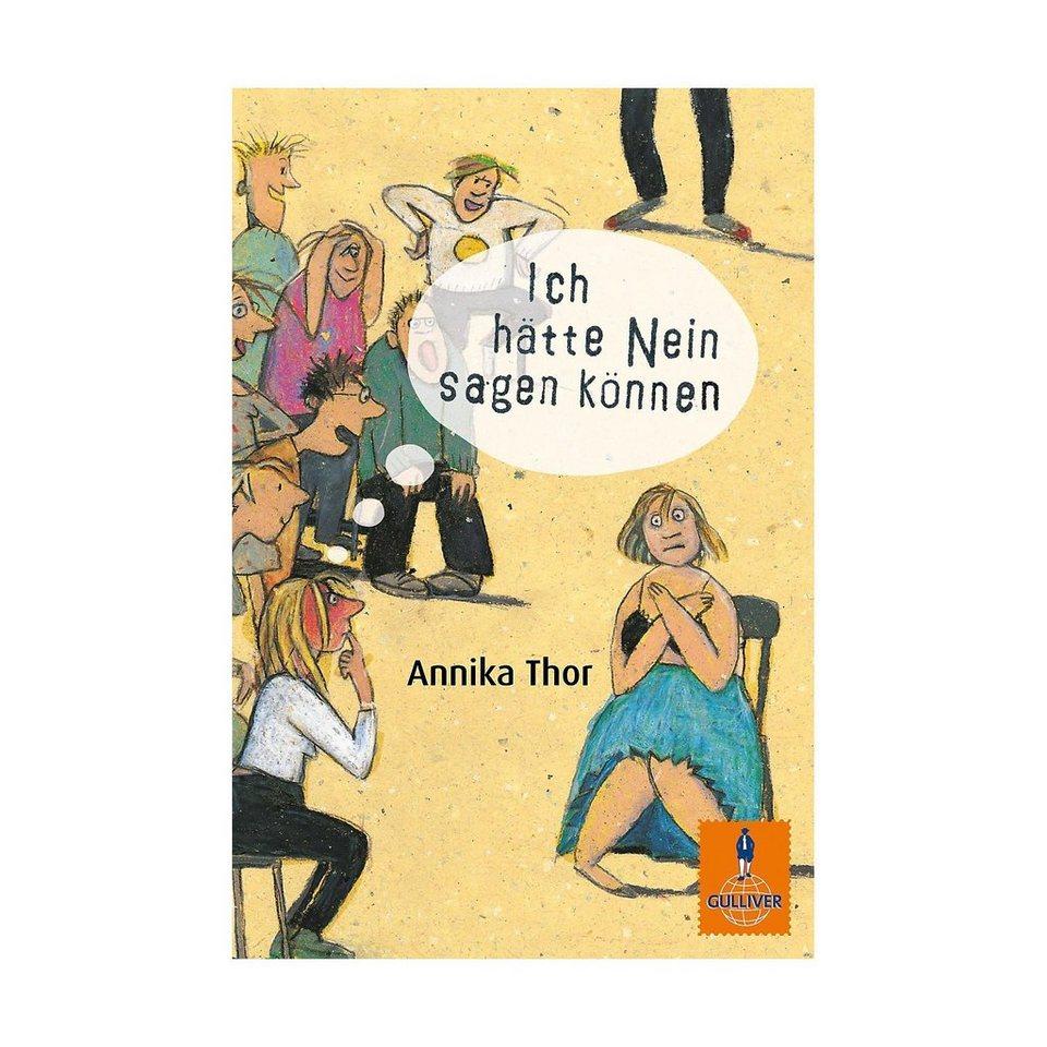 Beltz Verlag Ich hätte Nein sagen können kaufen