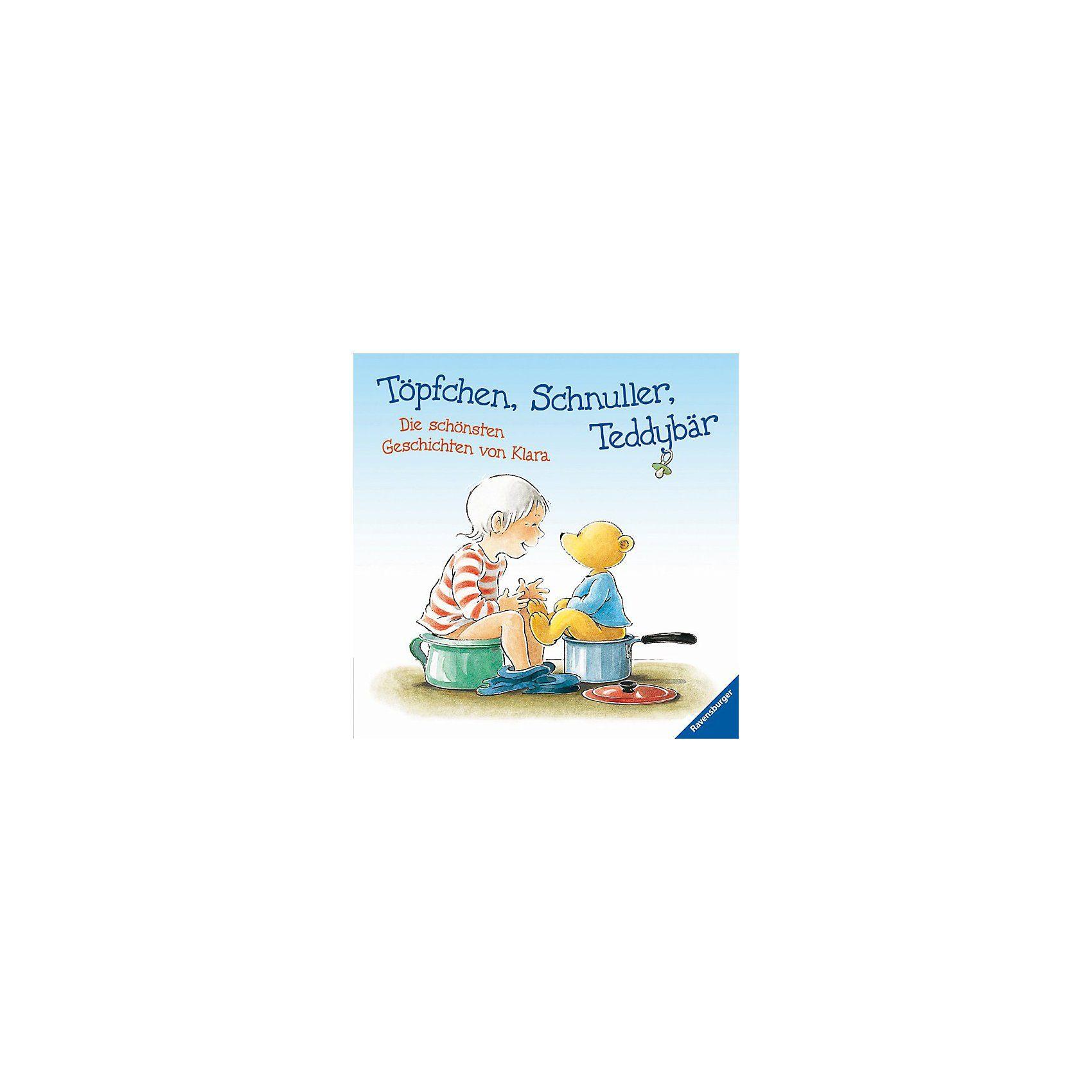 Ravensburger Sammelband: Töpfchen, Schnuller, Teddybär
