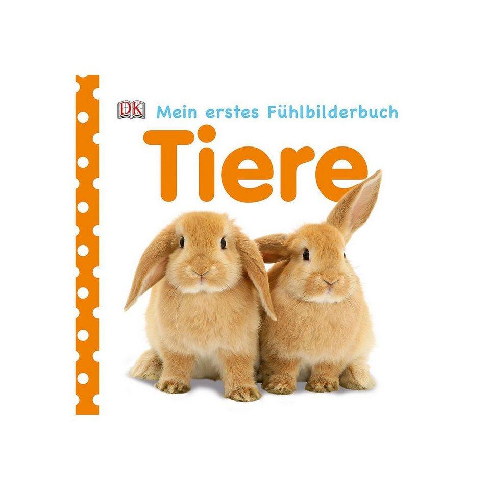 Dorling Kindersley Verlag Mein erstes Fühlbilderbuch: Tiere online kaufen