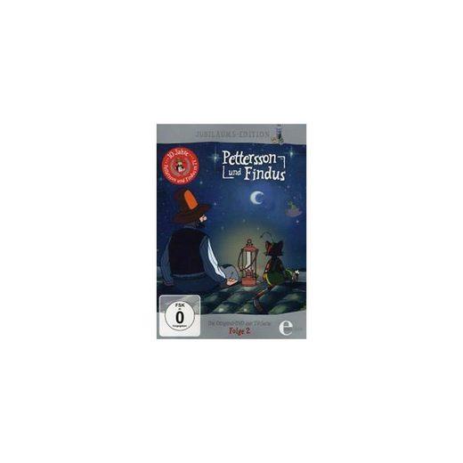 Edel DVD Pettersson & Findus - Jubiläums Ed. 2