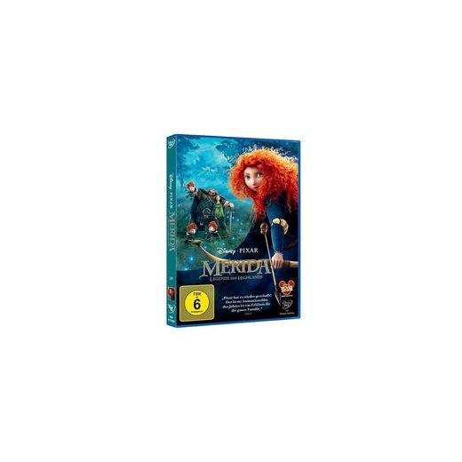 Disney DVD Merida - Legende der Highlands