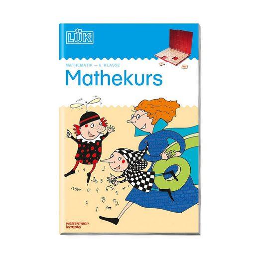 Westermann Verlag LÜK: Mathekurs 6. Klasse, Übungsheft