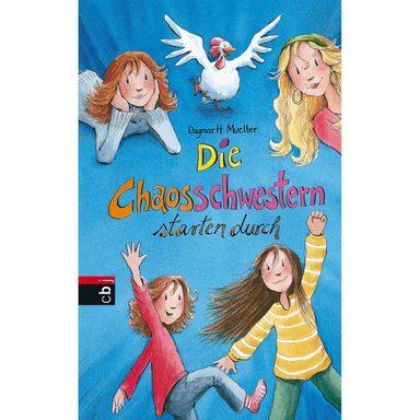 cbj + cbt Verlag Die Chaosschwestern starten durch