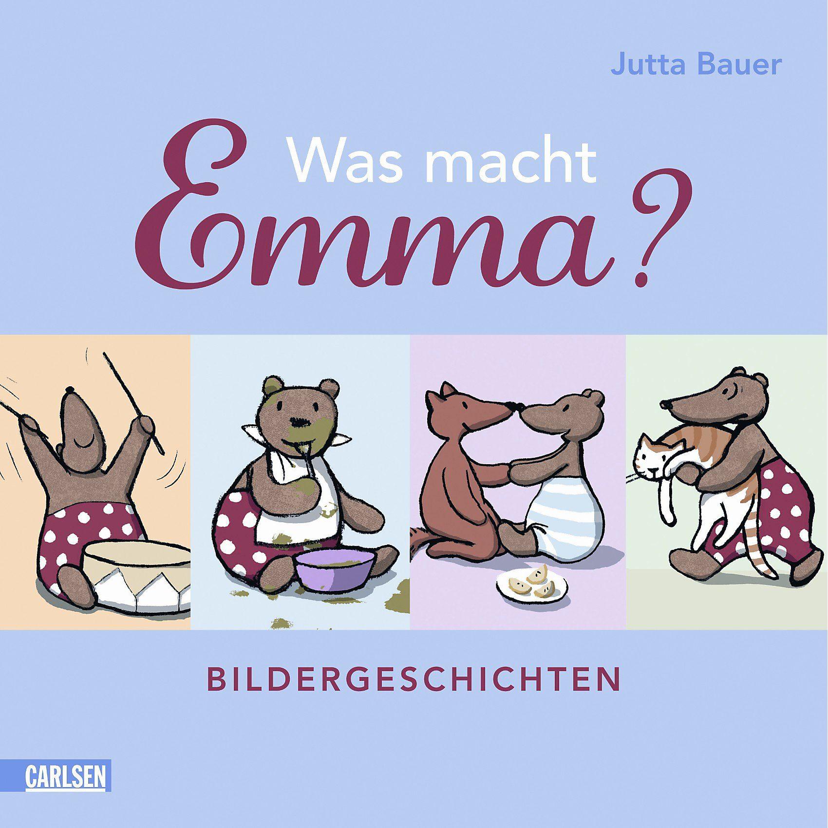 Carlsen Verlag Was macht Emma?