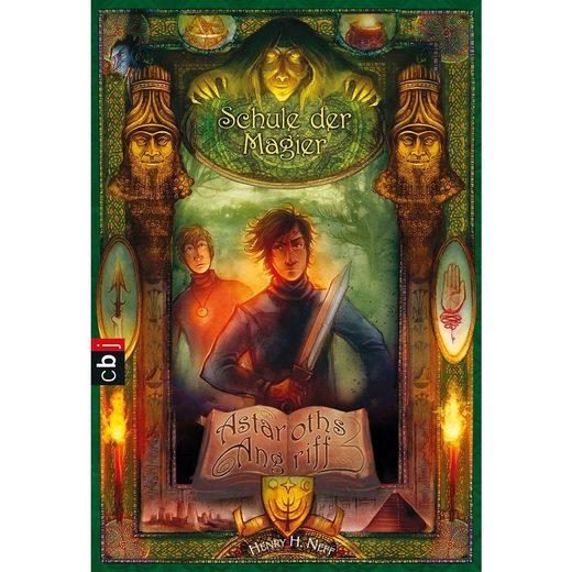 cbj + cbt Verlag Schule der Magier: Astaroths Angriff